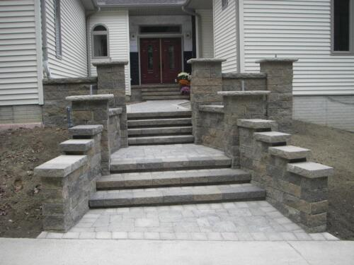 Paver Entry